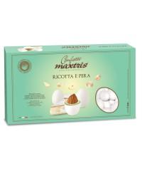 Confetti Ciocomandorla Maxtris Ricotta e Pera