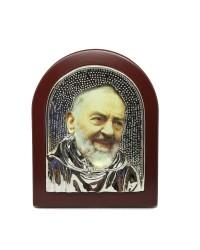 Icona Padre Pio